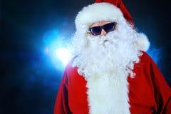 Σύγχρονος Άγιος Βασίλης Στοκ Εικόνες