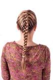 Σύγχρονος αθλητισμός hairstyle στοκ εικόνες