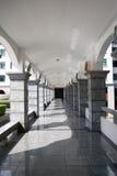 Σύγχρονος διάδρομος οικοδόμησης στοκ φωτογραφία με δικαίωμα ελεύθερης χρήσης