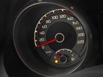 σύγχρονος επάνω ταμπλό αυτοκινήτων στενός Στοκ φωτογραφίες με δικαίωμα ελεύθερης χρήσης