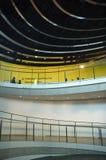 σύγχρονος εργασιακός χώρος σκηνής Στοκ φωτογραφίες με δικαίωμα ελεύθερης χρήσης