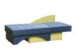 Σύγχρονος καναπές στοκ φωτογραφίες