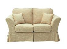 σύγχρονος καναπές Στοκ εικόνες με δικαίωμα ελεύθερης χρήσης