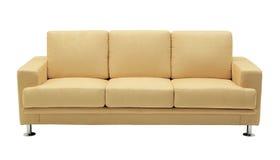σύγχρονος καναπές Στοκ Φωτογραφία