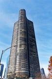 Σύγχρονος κατοικημένος ψηλός πύργος, Σικάγο Ιλλινόις στοκ εικόνα με δικαίωμα ελεύθερης χρήσης