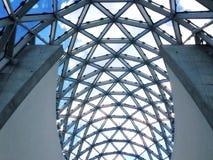 σύγχρονος καλλιτέχνης τέχνης αρχιτεκτόνων σχεδίου ουρανού κατασκευής της Φλώριδας μουσείων του Salvador Dali αρχιτεκτονικής στοκ εικόνες