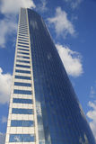 Σύγχρονος ουρανοξύστης στο Μανχάταν Στοκ φωτογραφία με δικαίωμα ελεύθερης χρήσης