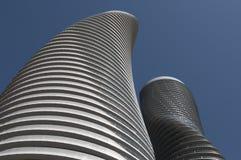 Σύγχρονος ουρανοξύστης στοκ εικόνες με δικαίωμα ελεύθερης χρήσης