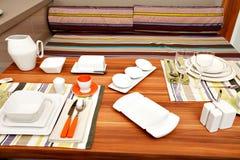 Πίνακας κουζινών Στοκ Εικόνα