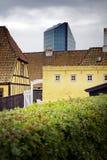 σύγχρονος παλαιός αρχιτεκτονικής Στοκ φωτογραφίες με δικαίωμα ελεύθερης χρήσης