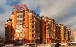 σύγχρονος πραγματικός κτ Στοκ φωτογραφία με δικαίωμα ελεύθερης χρήσης