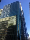 Σύγχρονος πύργος γυαλιού Philly Στοκ Εικόνες