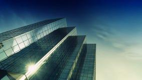 σύγχρονος πύργος χάλυβα &g Στοκ εικόνες με δικαίωμα ελεύθερης χρήσης