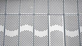 σύγχρονος τοίχος Στοκ φωτογραφίες με δικαίωμα ελεύθερης χρήσης