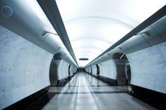 σύγχρονος υπόγειος στα& Στοκ εικόνα με δικαίωμα ελεύθερης χρήσης