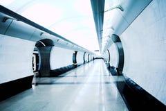 σύγχρονος υπόγειος στα& Στοκ Εικόνες