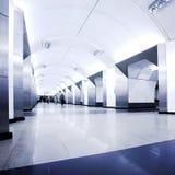 σύγχρονος υπόγειος στα& Στοκ φωτογραφίες με δικαίωμα ελεύθερης χρήσης