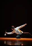 Σύγχρονος χορός: μαγική βούρτσα Στοκ Φωτογραφίες