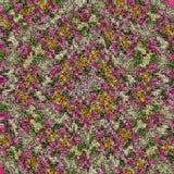 Σύγχρονο αγροτικό πρότυπο με τα τετράγωνα Τετράγωνα σχεδίων στα χρώματα ουράνιων τόξων στοκ φωτογραφία με δικαίωμα ελεύθερης χρήσης
