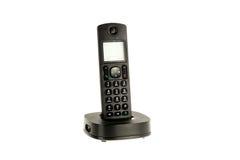 Σύγχρονο ασύρματο τηλέφωνο DECT Στοκ φωτογραφία με δικαίωμα ελεύθερης χρήσης