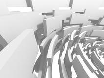 Σύγχρονο αφηρημένο γεωμετρικό minimalistic υπόβαθρο προτύπων Στοκ εικόνα με δικαίωμα ελεύθερης χρήσης