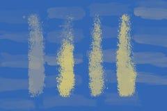 Σύγχρονο αφηρημένο σχέδιο υποβάθρου τέχνης Στοκ Εικόνα