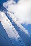 Σύγχρονο αφηρημένο τεμάχιο αρχιτεκτονικής Στοκ φωτογραφίες με δικαίωμα ελεύθερης χρήσης