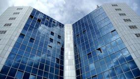 σύγχρονο γραφείο κτηρίων Στοκ Φωτογραφίες