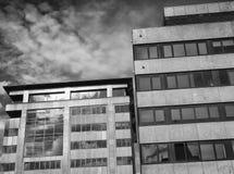 σύγχρονο γραφείο κτηρίων στοκ φωτογραφία