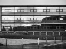σύγχρονο γραφείο κτηρίων Στοκ Εικόνες