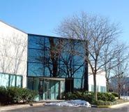 σύγχρονο γραφείο οικοδ Στοκ Φωτογραφίες