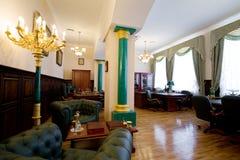 σύγχρονο γραφείο πολυτέλειας Στοκ εικόνες με δικαίωμα ελεύθερης χρήσης