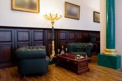 σύγχρονο γραφείο πολυτέ&l Στοκ φωτογραφία με δικαίωμα ελεύθερης χρήσης