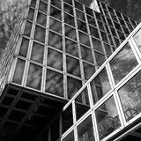 σύγχρονο γραφείο πολυόρ&o Στοκ φωτογραφία με δικαίωμα ελεύθερης χρήσης