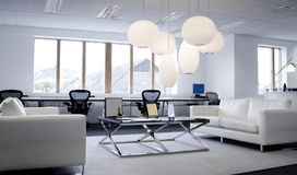 σύγχρονο γραφείο Στοκ Εικόνα