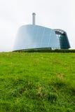 Σύγχρονο γυαλί βιομηχανικού κτηρίου Στοκ εικόνες με δικαίωμα ελεύθερης χρήσης
