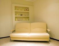 σύγχρονο δωμάτιο απλό Στοκ εικόνα με δικαίωμα ελεύθερης χρήσης
