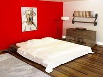 σύγχρονο δωμάτιο 2 διανυσματική απεικόνιση