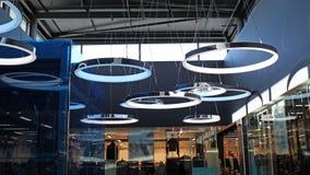 Σύγχρονο εμπορικό κέντρο Στοκ Φωτογραφίες