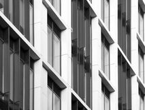 Σύγχρονο εμπορικό κτήριο Στοκ φωτογραφία με δικαίωμα ελεύθερης χρήσης