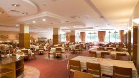 σύγχρονο εστιατόριο Στοκ εικόνα με δικαίωμα ελεύθερης χρήσης