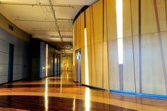 Σύγχρονο εσωτερικό κτηρίου Στοκ εικόνα με δικαίωμα ελεύθερης χρήσης