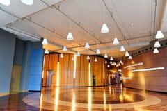 Σύγχρονο εσωτερικό κτηρίου Στοκ φωτογραφία με δικαίωμα ελεύθερης χρήσης