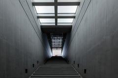 Σύγχρονο εσωτερικό κτηρίου Στοκ Φωτογραφία