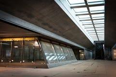 Σύγχρονο εσωτερικό κτηρίου Στοκ Εικόνες