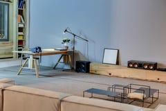 Σύγχρονο εσωτερικό ύφους Στοκ Εικόνες