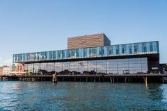 Σύγχρονο θέατρο Κοπεγχάγη Στοκ Εικόνα