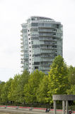 Σύγχρονο διαμέρισμα κατοικίας Στοκ εικόνα με δικαίωμα ελεύθερης χρήσης