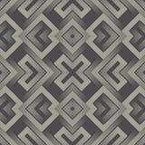 Σύγχρονο ιερό υπόβαθρο γεωμετρίας Των Αζτέκων διακόσμηση τυλίγοντας εγγράφου Στοκ Εικόνες