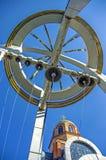 Σύγχρονο καμπαναριό Στοκ εικόνες με δικαίωμα ελεύθερης χρήσης